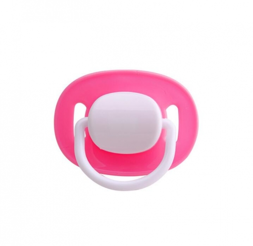 Newborn Baby Pacifier with Round Soother