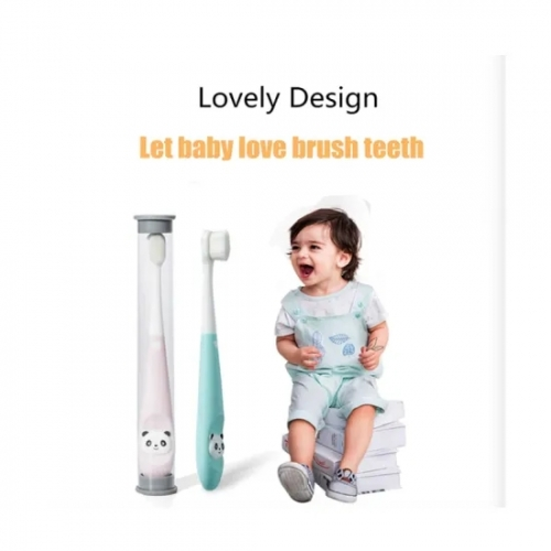 Infant Soft Hair Dental Toothbrush