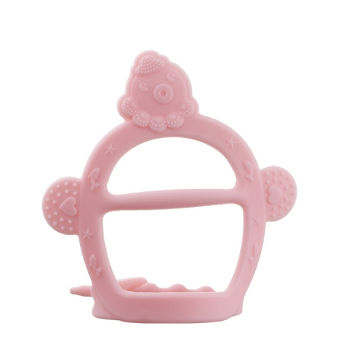 New Style Baby Hand Silicone Teether