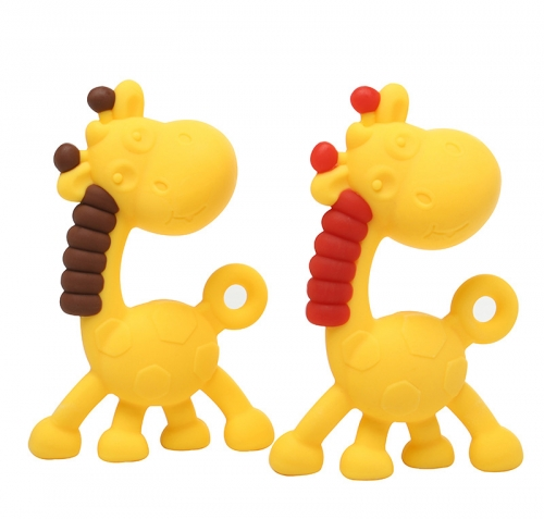 New Animal Design Silicone Teether