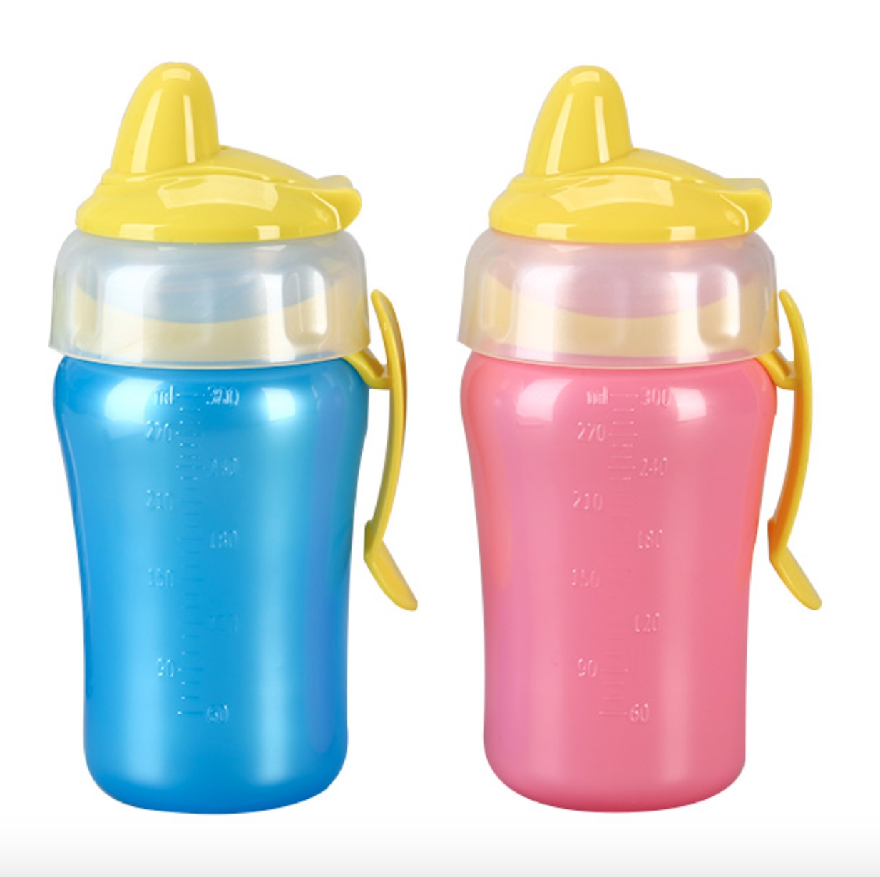 Color PP Baby Sipper Water Bottle 300ML