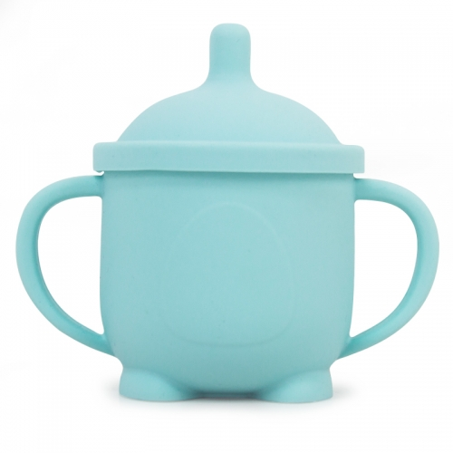 Leakproof Silicone Sippy Cup for Baby