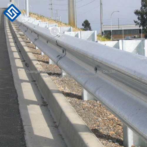 Highway Guardrail AASHTO M180 Galvanized Highway Guard Rail Price