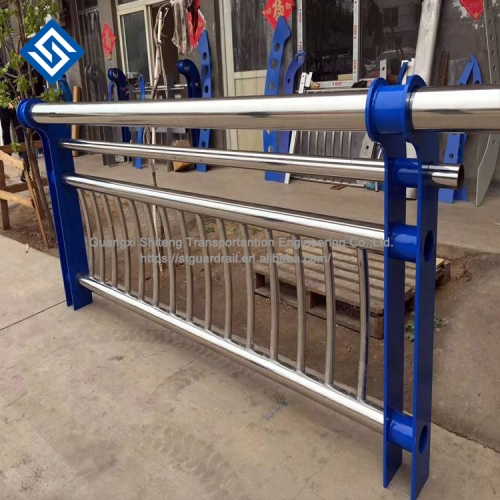 High quality stainless steel composite bridge guardrail pipes for sale