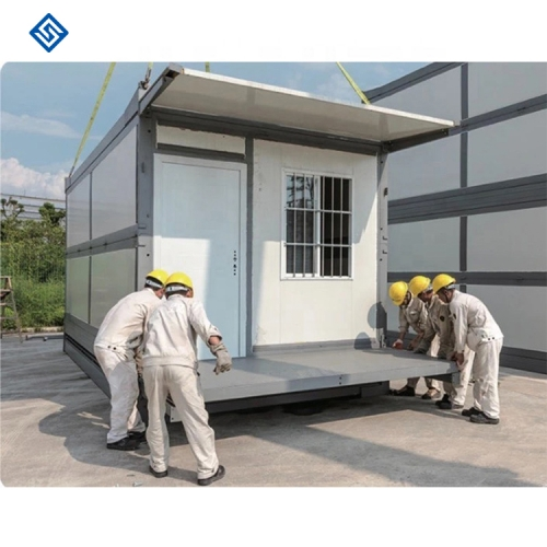 Alibaba 20ft 40ft portable prefab houses container house price for sale 1 buyer