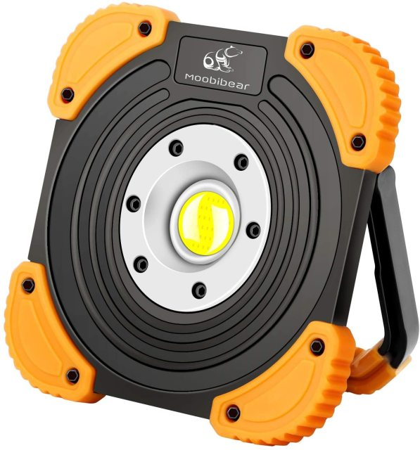 Moobibear Portable COB LED Work Emergency Light