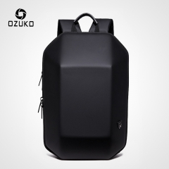 Ozuko 8971 Hp Neoprene Laptop Bag 15.6 Inch Wholesale Smiggle School Bags For Teenagers Hard Shell Business Designer Backpack