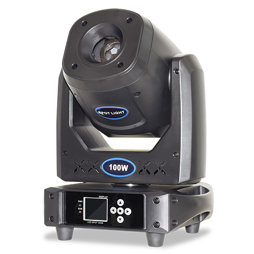 Führte 100W Moving Head DMX Licht