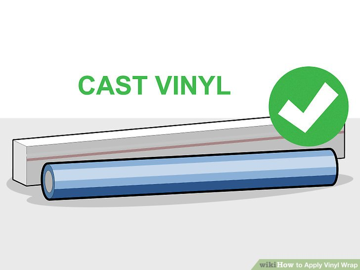 How to Apply Vinyl Wrap