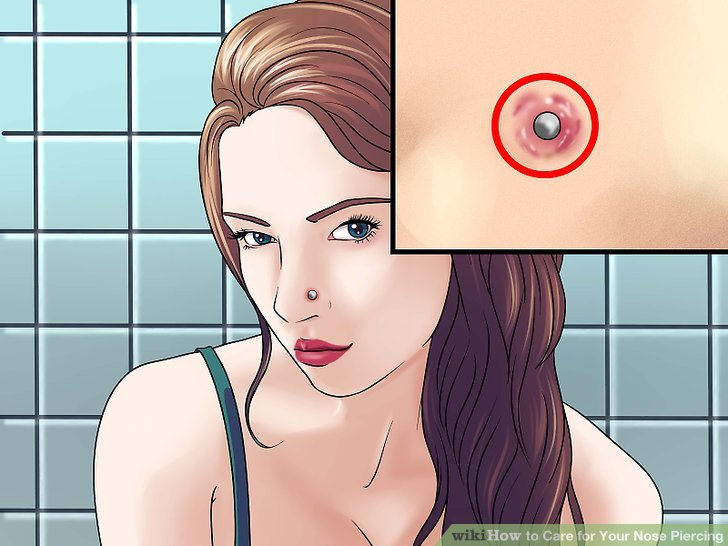 How To Care For Your Nose Piercing