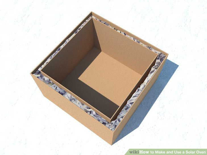 How to Make and Use a Solar Oven