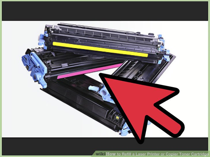 How to Refill a Laser Printer or Copier Toner Cartridge