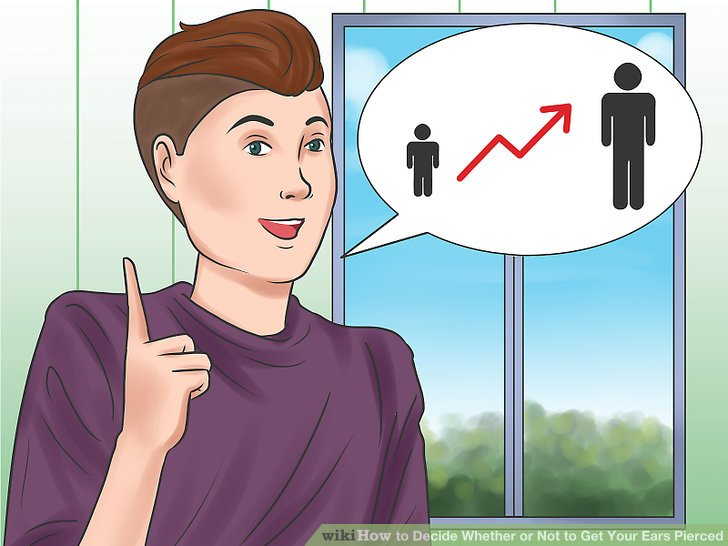 How to Decide Whether or Not to Get Your Ears Pierced