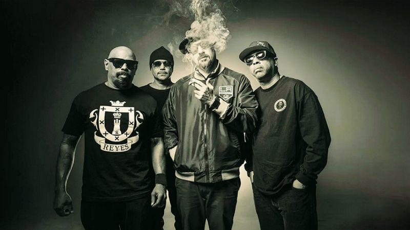 For Cypress Hill, Stoned Is the Way of the Walk of Fame