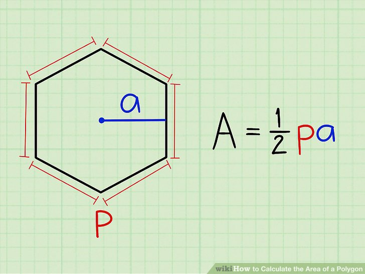 How to Calculate the Area of a Polygon
