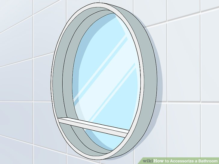 How to Accessorize a Bathroom