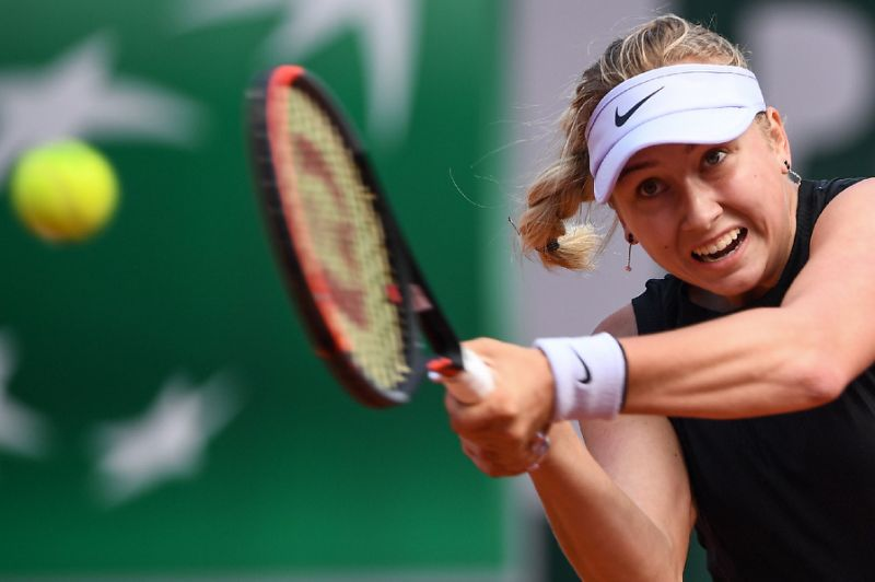 Kerber crashes to Russian teen at Roland Garros as Federer returns