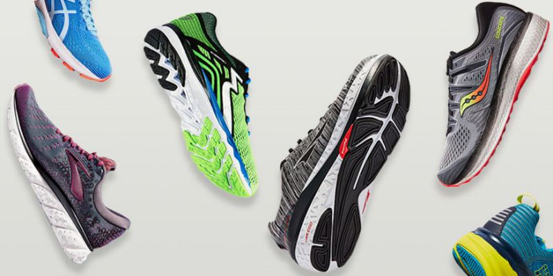 These 11 Cushioned Running Shoes Are Like Pillows for Your Feet