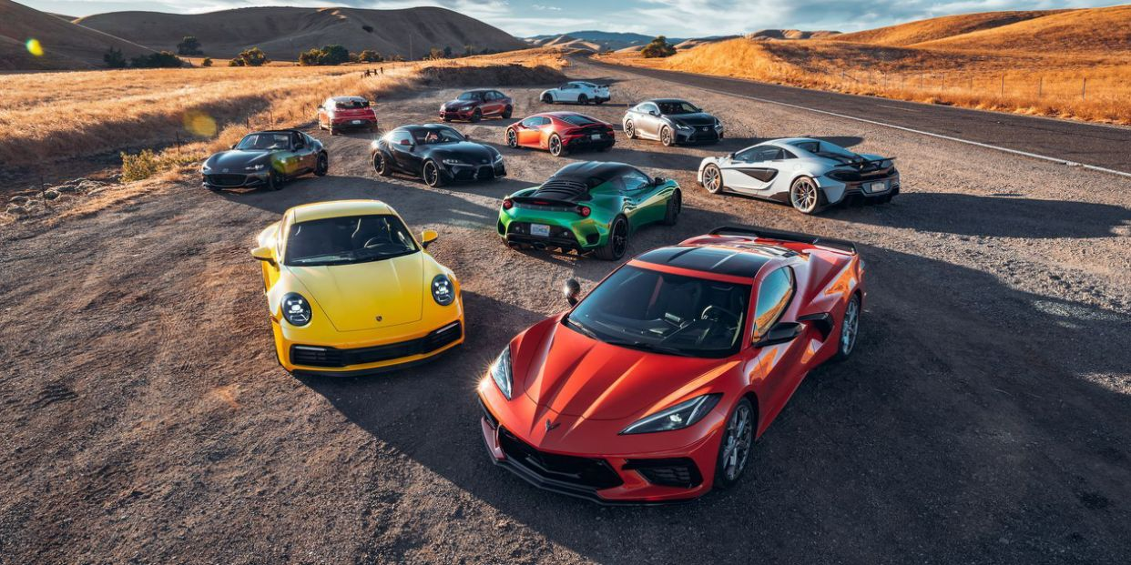 2020 Performance Car of the Year