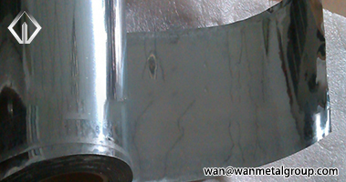 Zinc - Zinc-aluminum-cadmium Alloy Strip - Wanlutong Metal Group