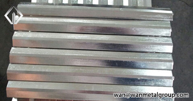 Tin - China Pure Tin Rod - Wanlutong Metal Group