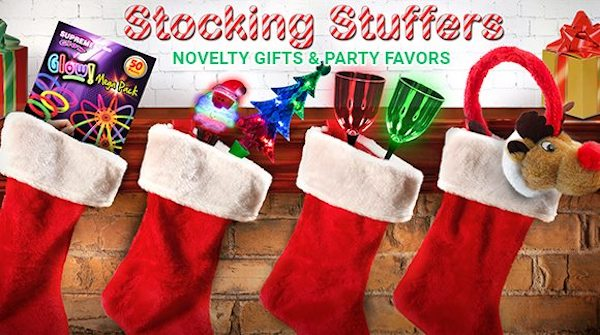 Glow / LED Stocking Stuffers