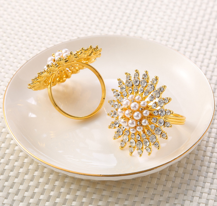 How to Clean Napkin Rings
